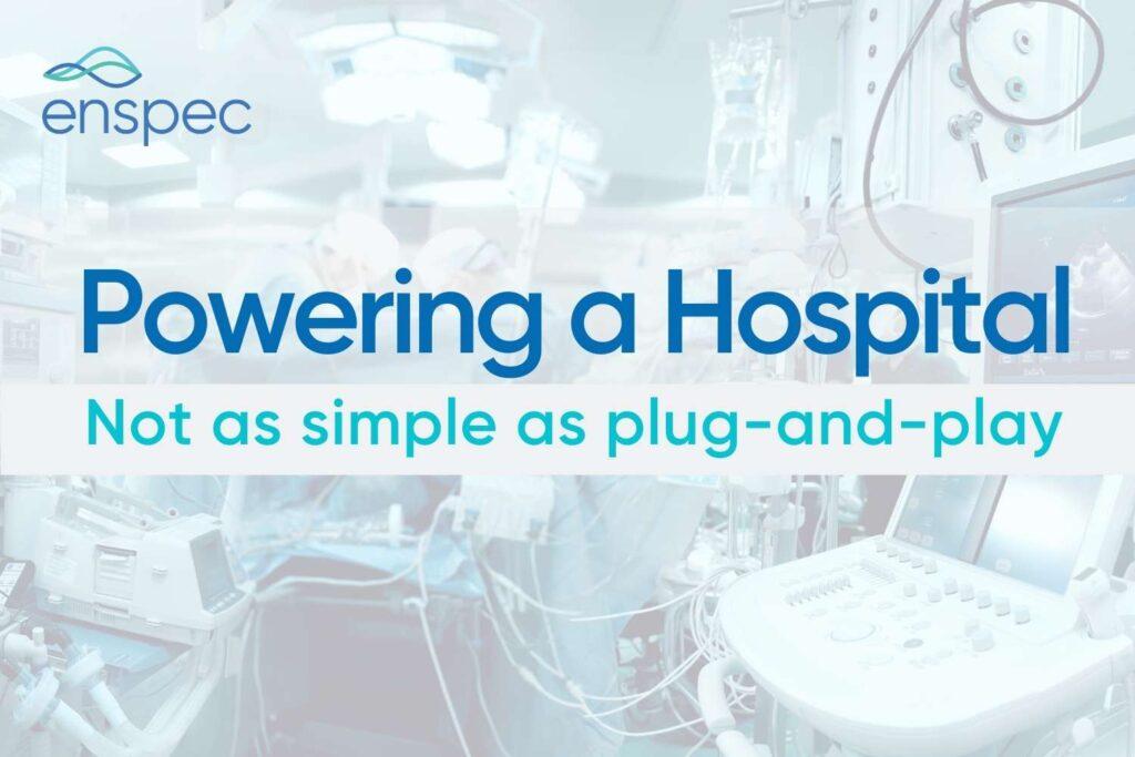 hospital power quality